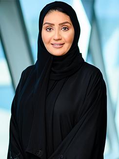 Bayan Hassan Al Hosani, Executive Director