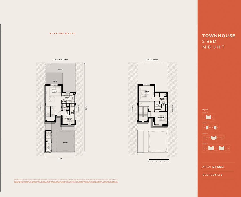 Floor Plan- 2 BED - EN