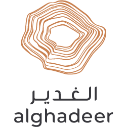 Al Ghadeer logo